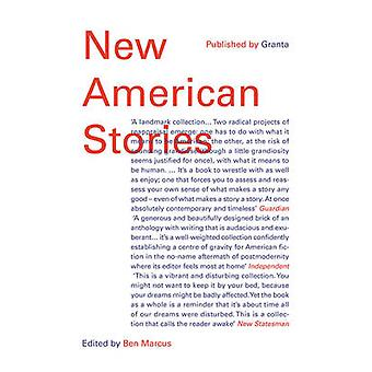 New American Stories by Ben Marcus - 9781783781485 Book
