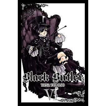 أسود بتلر-ف 6 من يانا توبوسو-كتاب 9780316084307