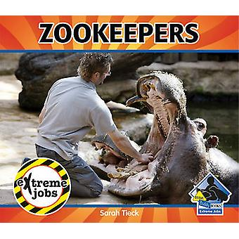Zookeepers by Sarah Tieck - 9781617830297 Book
