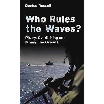 Wer regiert die Wellen?: Piraterie, Überfischung und Bergbau der Ozeane