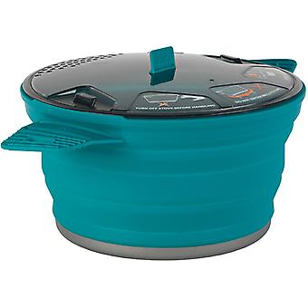 Sea to Summit X-Pot Cooking Pot 2.8 Liter (Pacific Blue)