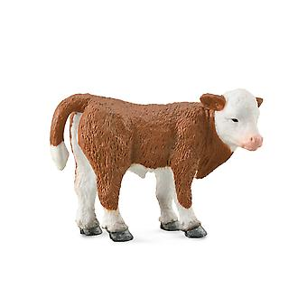 CollectA Hereford kalv-stående