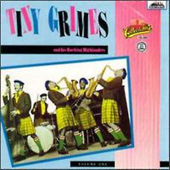 Tiny Grimes & sa bascule haut - Tiny Grimes et son balancement haute: Importer des USA Vol. 1 [CD]