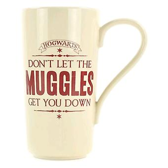 Harry Potter Muggles Latte Mug