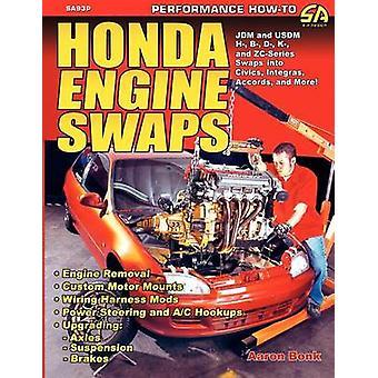 Honda Engine Swaps by Bonk & Aaron