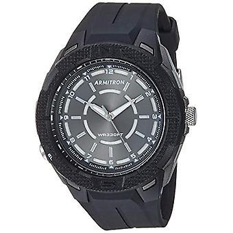 Armitron Clock Man Ref. 20/5384GBK