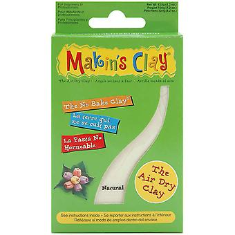 120 grammes de Clay argile Air M320 naturel de Makin 1