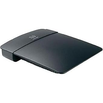 Linksys E900 WiFi router 2.4 GHz 300 Mbit/s