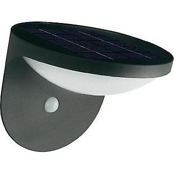 Solar outdoor wall light ( + motion detector) 1.5 W Warm white Philips 17808/93/16 Dusk Anthracite