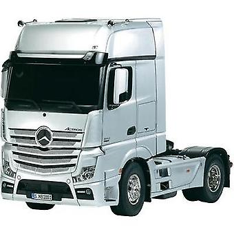 Tamiya 300056335 Mercedes Benz Actros 1851 Gigaspace 1:14 Electric RC model truck Kit