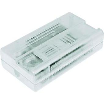 White (transparent) Switching capacity (min.) 20 W Switching capacity (max.) 400 W Ehmann T25.01 kl-t 1 pc(s)