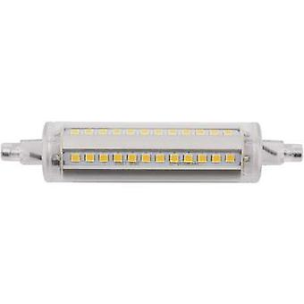 LED R7s Tubular 8 W Warm white (Ø x L) 24 mm x 118 mm EEC: A+ LightMe 1 pc(s)