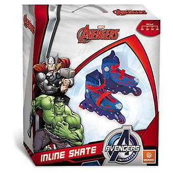 Mondo Inline Skate Avengers (Outdoor , On Wheels , Skates)