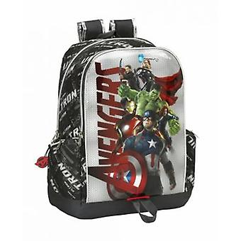 Safta Backpack Day Pack Adaptable to Cart The Avengers