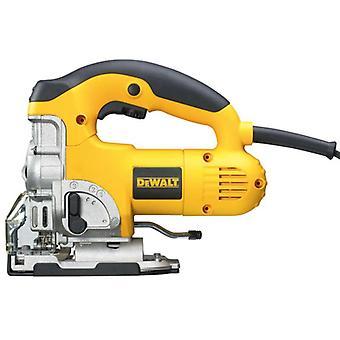 Dewalt DW331KT-lx Jigsaw 701 Watt and Tstak Box 110v