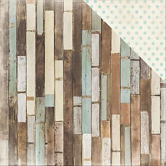 Bella Rosa Double-Sided Cardstock 12
