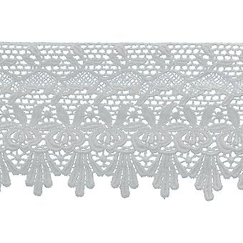 Venice Lace Edge Trim 4-7/8