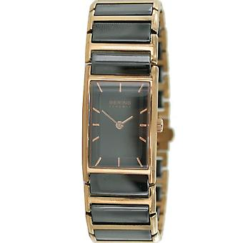 Bering ladies watch wristwatch slim ceramic - 30121-746