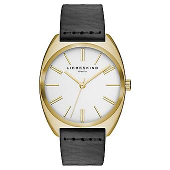 LIEBESKIND BERLIN Unisex Watch wristwatch leather LT-0021-LQ