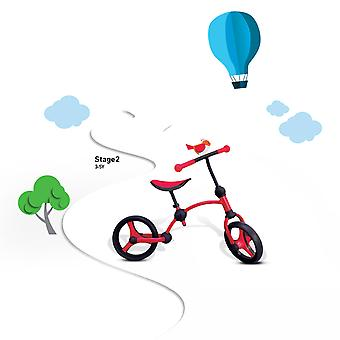 Smart Trike Running Bike (Outdoor , On Wheels , Bikes And Tricycles)