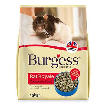Burgess Rat Royale Chicken 1.5kg (Pack of 4)