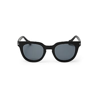 Cheapo Wellington Sunglasses - Black / Black