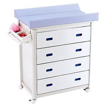 King Baby Four Drawer Bath Blue (Home , Babies and Children , Bath , Bathtubs)