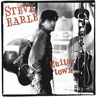Guitar Town [VINYL] by Steve Earle