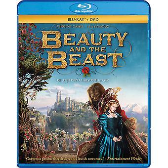 Skjønnhet & Beast [Blu-ray] USA import