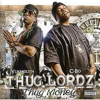 Thug Lordz - Thug penge [CD] USA importerer