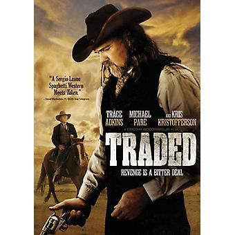 Handlede [DVD] USA importerer