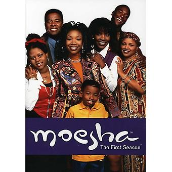 Moesha: Sæson 1 [DVD] USA import