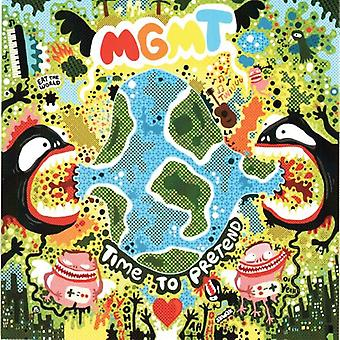 Mgmt - tid til Pretend [CD] USA importerer