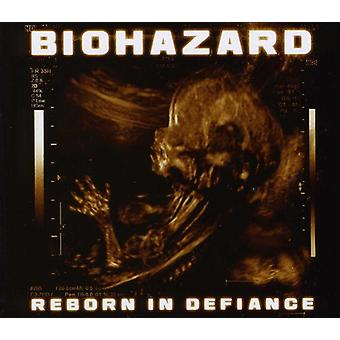 Biohazard - Reborn en importation USA Defiance [CD]