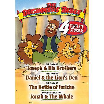 Begyndere Bibelen: Bind 4 (DVD) [DVD] USA importerer