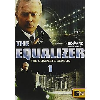 Ecualizador: Temporada uno [DVD] USA importar