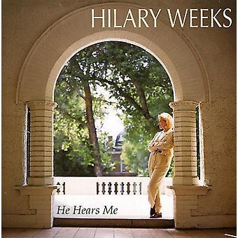 Hilary uger - han hører mig [CD] USA import