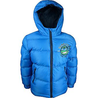 Nickelodeon Ninja Turtles | Boys Winter Hooded Jacket