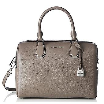 Michael Kors Mercer Medium Leather Duffel - Cinder - 30H6SM9U2L-513
