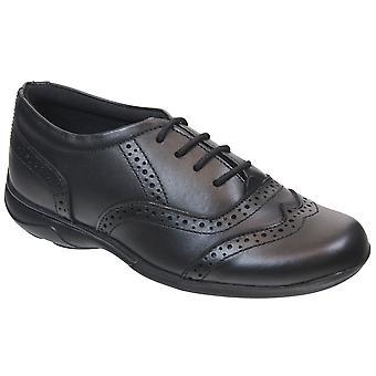 Sigt piger Eleanor Lynge skole sko sort