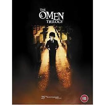 Omen Trilogy, the 25-year-old celebration of the publication (3 DVD) (used)