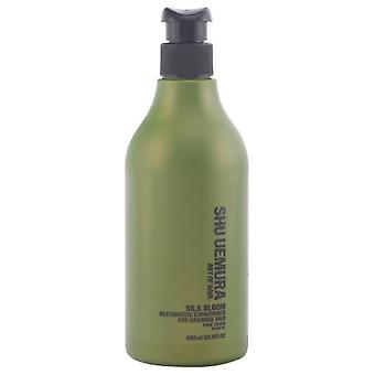 Shu Uemura Bloom Silk Conditioner 500 Ml (Donna , Cura dei Capelli , Balsami e maschere)