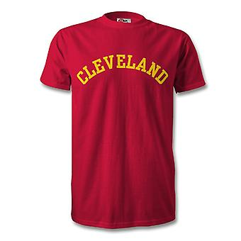 Cleveland College Style T-Shirt