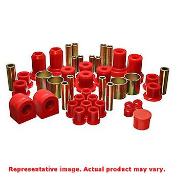 Energy Suspension Hyper-Flex System 4.18125R Red Fits:FORD 2004 - 2006 F-150
