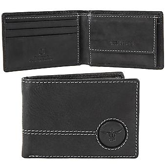 Chiemsee wetland small leather wallet mini purse 64075