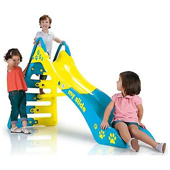 Injusa Mickey Slide (Outdoor , Swings And Slides)