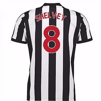 2017-18 Newcastle Accueil Shirt (Shelvey 8)