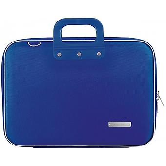 Bombata Nylon 15inch Laptop Bag - Cobalt Blue