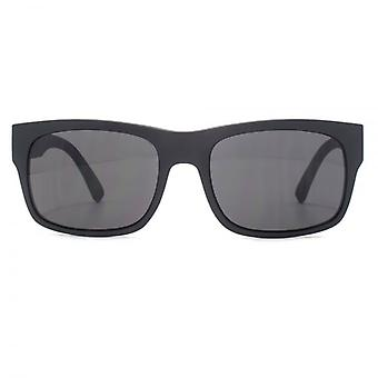 Dragon Tailback Sunglasses In Matte Black Grey