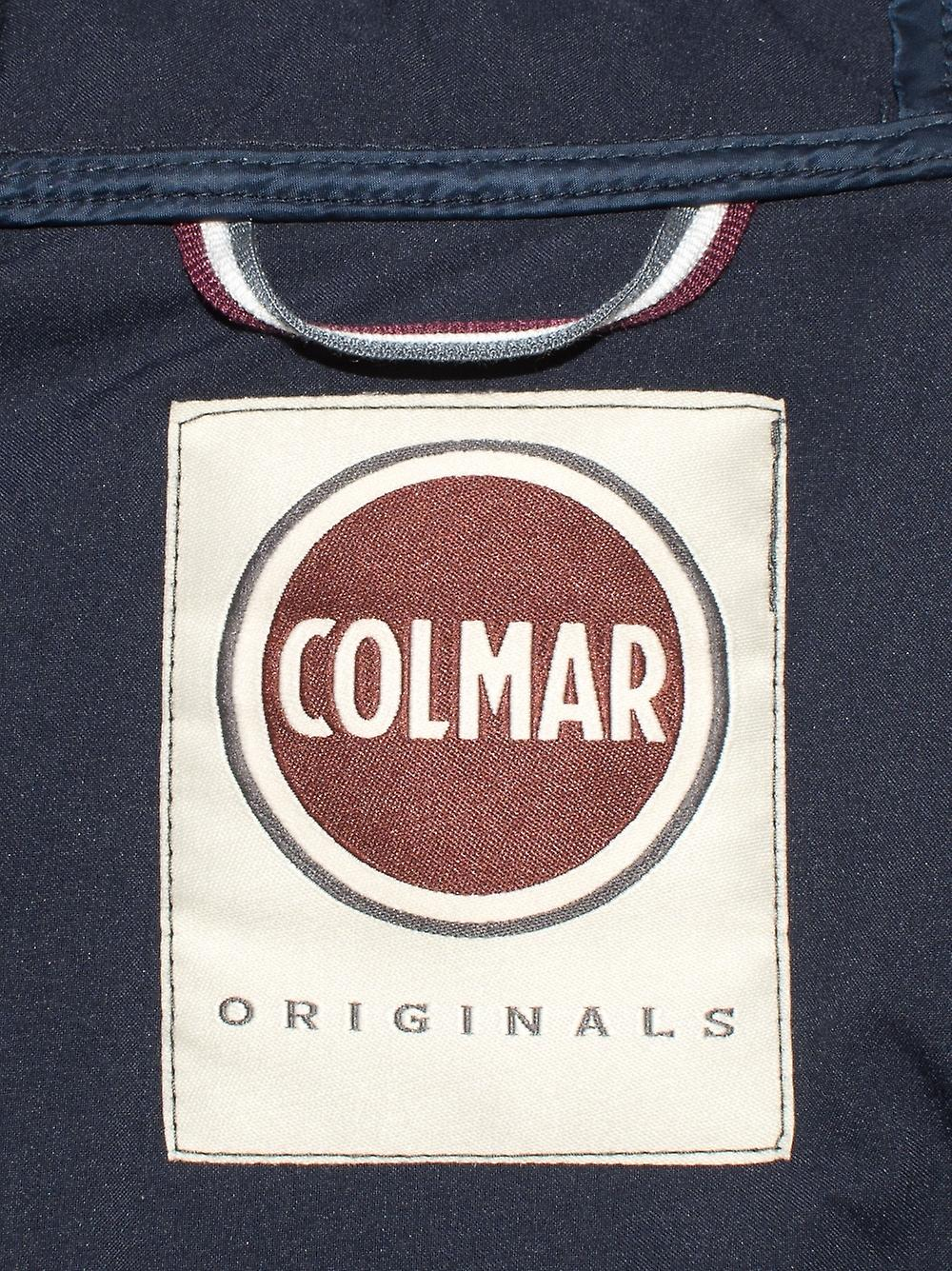 Colmar Colmar Navy Padded Full Hood Jacket